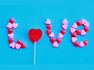 رسائل حب نار جديدة لعام 2017