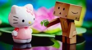 مسجات رومانسية
