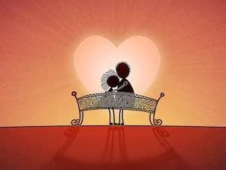 رسالة حب قصيرة