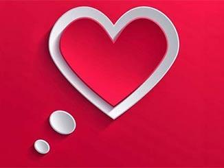 رسائل حب حديثة وقصيرة