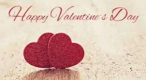 رسائل عيد الحب والفلانتين 2017